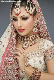 Bridal makeup Indian | Lehenga with price | Jewelry artificial